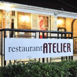 Our first Seasonal Sunday Lunch partner – Restaurant Atelier!