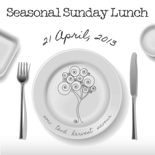 Join us for lunch - 21 April 2013