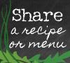 Share a recipe