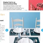 16 fresh ways to dress up a table