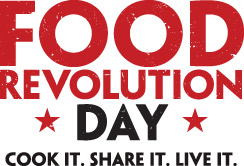 Food Revolution Day Logo