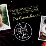 Contributor Melissa Darr is a Best Home Chef finalist!