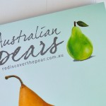 Rediscover Australian Pears Cookbook